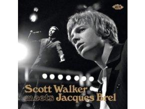 SCOTT WALKER / JACQUES BREL - Scott Walker Meets Jacques Brel (CD)