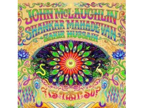 JOHN MCLAUGHLIN / SHANKAR MAHADEVAN & ZAKIR HUSSAIN - Is That So? (CD)