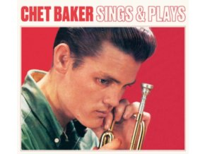 CHET BAKER - Sings And Plays (CD)