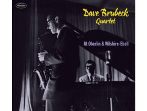 DAVE BRUBECK QUARTET - At Oberlin & Wilshire-Ebell (CD)