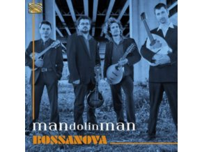 MANDOLINMAN - Mandolinman Plays Bossa Nova (CD)