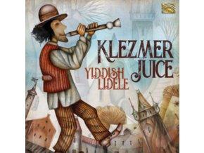 KLEZMER JUICE - Yiddish Lidele (CD)