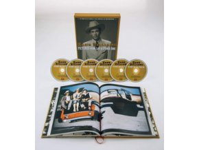 HANK WILLIAMS - Pictures From Lifes Other Side: The Man And His Music In Rare Recordings And Photos (CD)