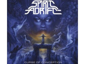 SPIRIT ADRIFT - Curse Of Conception (CD)