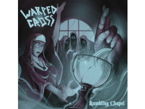 WARPED CROSS - Rumbling Chapel (CD)