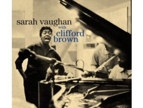 SARAH VAUGHAN WITH CLIFFORD BROWN - Sarah Vaughan With Clifford Brown / Sarah Vaughan In The Land Of Hi-Fi (CD)