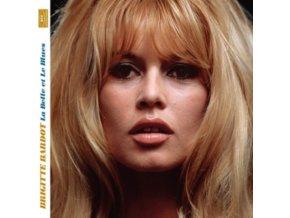 BRIGITTE BARDOT - La Belle Et Le Blues (CD)