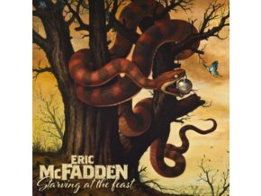 ERIC MCFADDEN - Starving At The End Of The Feast (CD)