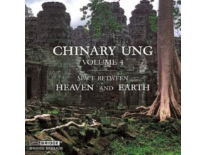 VARIOUS ARTISTS - Chinary Ung. Vol. 4: Space Between Heaven And Earth (CD)