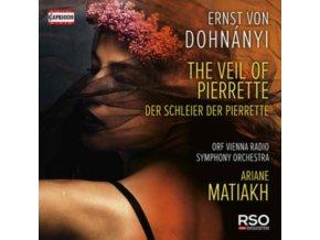 ORF VIENNA RSO / MATIAKH - Ernst Von Dohnanyi: The Viel Of Pierrette (CD)