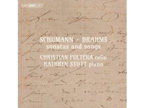 POLTERA / STOTT - Robert Schumann / Johannes Brahms / Clara Schumann: Sonatas And Songs (SACD)
