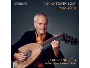 JAKOB LINDBERG - Jan Antonin Losy: Note DOro (SACD)