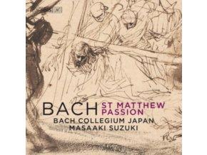 BCJ / SUZUKI - Johann Sebastian Bach: St Matthew Passion (SACD)