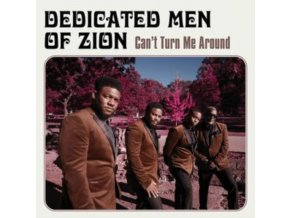DEDICATED MEN OF ZION - Cant Turn Me Around (CD)