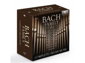 STEFANO MOLARDI / LUCA SCANDA - Bach Family Complete Organ Mu (CD Box Set)