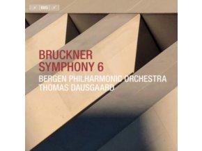 BERGEN PHIL / DAUSGAARD - Anton Bruckner: Symphony No. 6 (SACD)