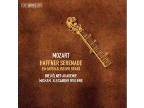 KOLNER AKADEMIE / WILLENS - Wolfgang Amadeus Mozart: Haffner Serenade / Ein Musikalischer Spass (SACD)