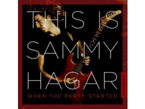 SAMMY HAGAR - This Is Sammy Hagar: When The Party Started Vol. 1 (CD)