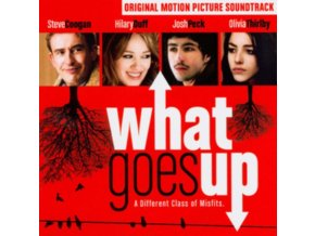 VARIOUS ARTISTS - What Goes Up - Original Soundtrack (CD)