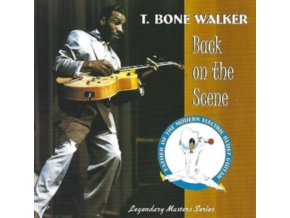 T BONE WALKER - Back On The Scene (CD)