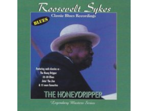 ROOSEVELT SYKES - The Honeydripper (CD)