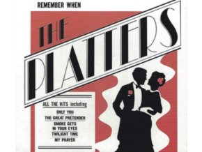 PLATTERS - Remember When (CD)
