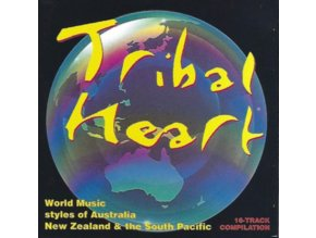 TRIBAL HEART - 16 Track Compilation (CD)