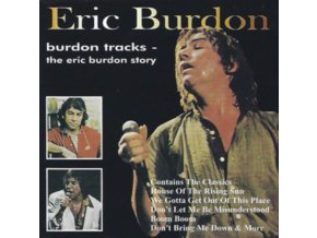 ERIC BURDON - Burdon Tracks (CD)