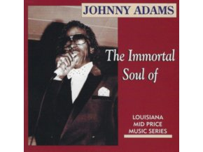 JOHNNY ADAMS - The Immortal Soul (CD)