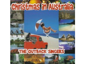 OUTBACK SINGERS - Christmas In Australia (CD)