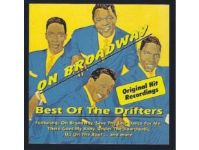 DRIFTERS - On Broadway (CD)