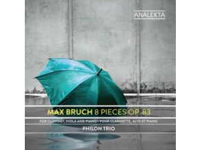 PHILON TRIO - Max Bruch: 8 Pieces. Op. 83 (CD)