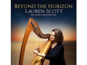 LAUREN SCOTT / LEVER HARP - Beyond The Horizon (CD)