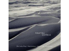 ERLEND VIKEN / ELLEN ANDREA WANG / MAIJA KAUHANEN & MARIUS GRA - Sastrugi (CD)