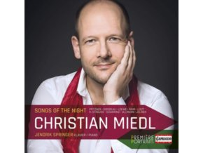 CHRISTIAN MIEDL / SPRINGER - Christian Miedl: Songs of the Night (CD)