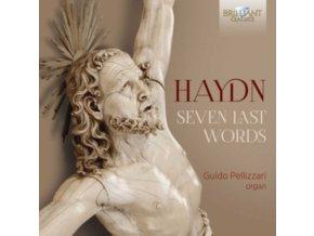 GUIDO PELLIZZARI - Haydn: Seven Last Words (CD)