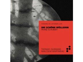 THOMAS OLIEMANS / MALCOLM MARTINEAU - Schubert: Die Schone Mullerin. Theatre De LAthenee Live (CD)
