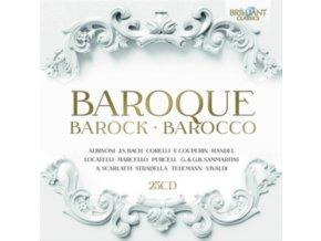 VARIOUS ARTISTS - Baroque (CD Box Set)