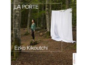 TRIO SAEITENWIND / ORCHESTRA DELLA SVIZZERA ITALIANA - Ezko Kikoutchi: La Porte (CD)
