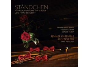 RENNER ENSEMBLE REGENSBURG / HANS PRITSCHET - Standchen: Works For Male Choir (CD)