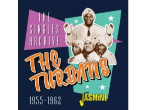TURBANS - The Singles Archive 1955-1962 (CD)