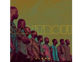 SANTROFI - Alewa (CD)