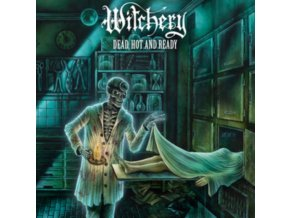 WITCHERY - Dead Hot And Ready (CD)