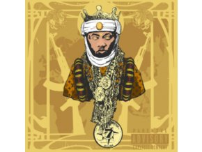 PLANET ASIA - All Gold Everything (CD)