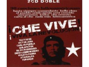 VARIOUS ARTISTS - Che Vive! Viva La Revolucion! (CD)