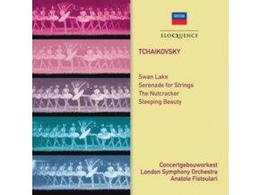 CONCERTGEBEOUW / LONDON SYMPHONY ORCHESTRAS - Tchaikovsky: Serenade / Ballet Music (CD)