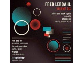 VARIOUS ARTISTS - Fred Lerdahl: Volume Six (CD)