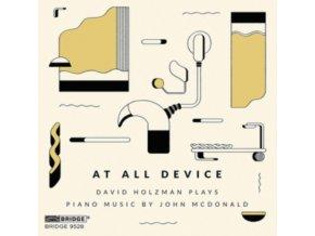 HOLZMAN - John Mcdonald: At All Device (CD)