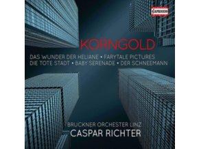 BRUCKNER ORCH / FRAUENCHOR - Erich Wolfgang Korngold: Das Wunder Der Haliane / Fairytale Pictures / Die Tote Stadt / Baby Serenade / Der Schneemann (CD)