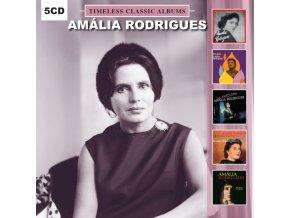 AMALIA RODRIGUES - Timeless Classic Albums (CD Box Set)